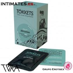 Tokkets 8ml · Gel de atracción · Toka