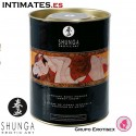 Sparking strawberry wine · Polvos comestibles · Shunga