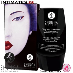 Secret Garden · Gel para el clítoris · Shunga