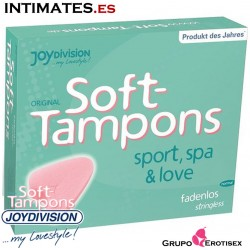 Soft-Tampons Normal 50uds · JoyDivision