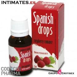 Spanish Drops · Rapsberry Romance · Cobeco