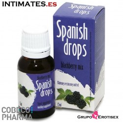 Spanish Drops · Pineapple · Cobeco