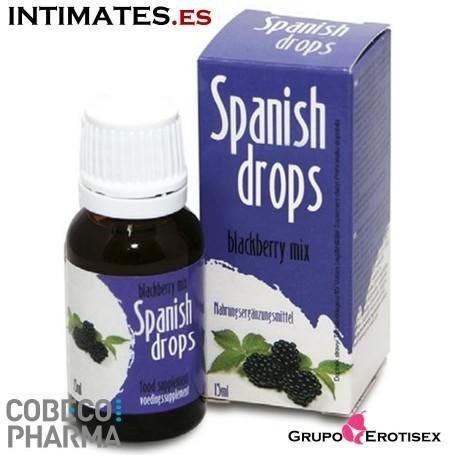 Spanish Drops · Pineapple · Cobeco