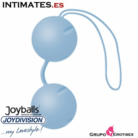 Joyballs blue light · JoyDivision