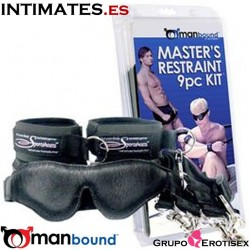 Master Restraint 9 pcs · Manbound