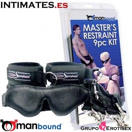 Master Restraint 9 pcs · Manbound