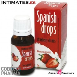 Spanish Drops · Strawberry Dreams · Cobeco