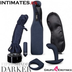 Dark Desire · Kit avanzado parejas · Fifty Shades Darker