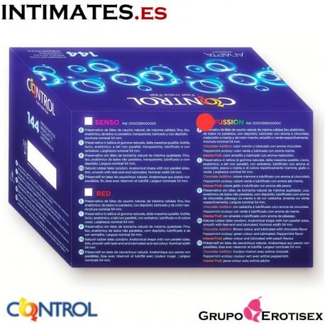 """Fussion · 144 Preservativos de Control, que puedes adquirir en intimates.es """"Tu Personal Shopper Erótico Online"""""""
