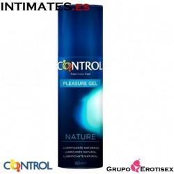 Nature · Lubricante de base acuosa · Control