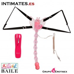 Butterfly · Harness multi speed · Baile