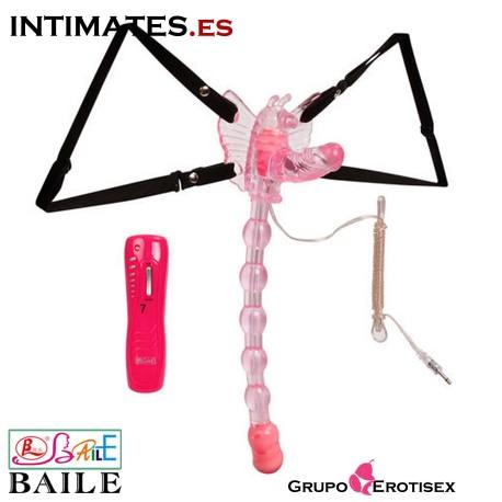 """Butterfly · Harness multi speed · Baile en intimates.es """"Tu Personal Shopper Erótico Online"""""""