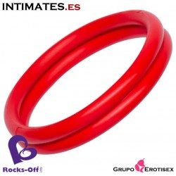 Rudy Black · Anillo doble para el pene · Rocks-off