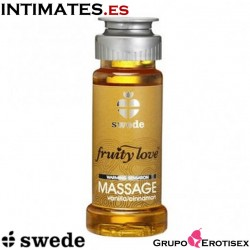 Fruity Love Vanilla 50ml · Aceite de masaje · Swede