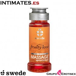 Fruity Love Apricot 50ml · Aceite de masaje · Swede