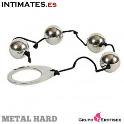 Bolas chinas de metal macizo 20mm · Metal Hard