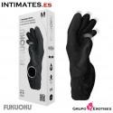 Five Finger Massage Glove Black · Izquierda · Fukuoku