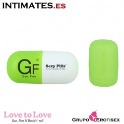 Sexy Pills Green Feez - Masturbador - Love to Love