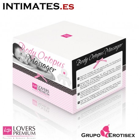 Body Octopus Massager - Lovers Premium
