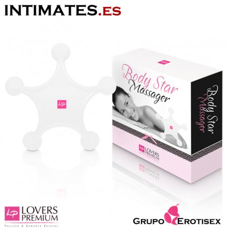 Body Star Massager · Lovers Premium