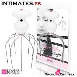 Head Relax Vibra Massager de Luxe - Lovers Premium