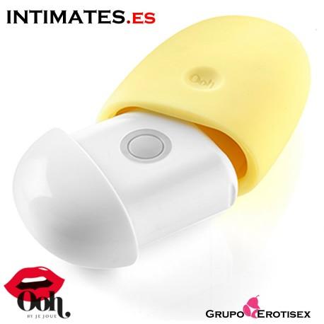 Vibrating Pebble Yellow · Guijarro Vibrador · Ooh by Je Joue
