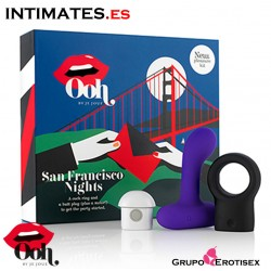 San Francisco Nights · Kit de placer · Ooh by Je Joue