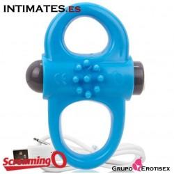 Charged™ Yoga™ · Anillo recargable azul · Screaming O
