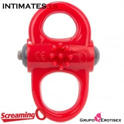 Yoga™ · Anillo reversible rojo · Screaming O
