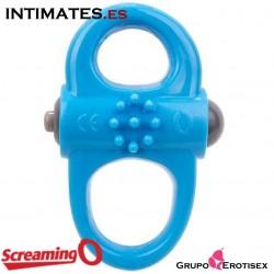 Yoga™ · Anillo reversible azul · Screaming O