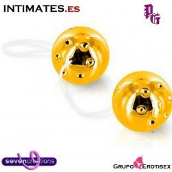 Gold Balls · Seven Creations