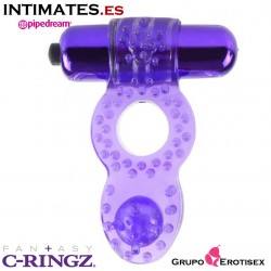 Ball-Banger Super Ring Purple · Fantasy C-Ringz