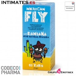 Mexican Fly 15 caps. · Cobeco