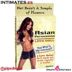 Asian - Muñeca hinchable - Pipedream