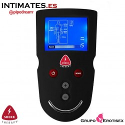 Wireless Electro-Massage Kit · Shock Therapy Professional