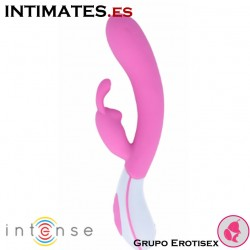Whisper · Vibrador Rabbit Rosa · IntenseI