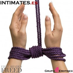 Want to Play? · Cuerda de 10 m para juegos de bondage · Fifty Shades Freed