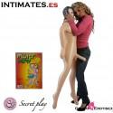 Muñeco Hinchable Luminiscente con Pito  · Secret Play