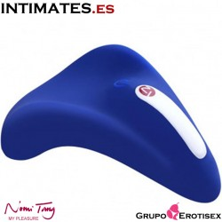 Better than Chocolate Mini · Vibrador de Clítoris Azul · Nomi Tang