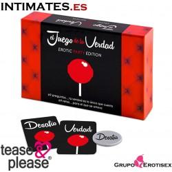 El Juego de la Verdad Erotic Party Edition · Tease&Please