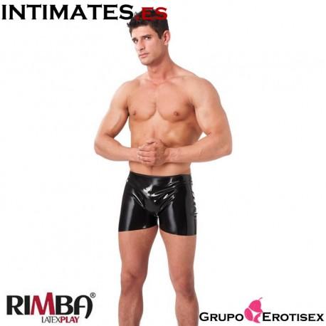 No. 9030 Pantalón corto látex natural · Rimba Latex Play