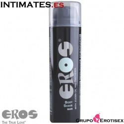 Body Shave Man  · Afeitado intenso 200ml · EROS