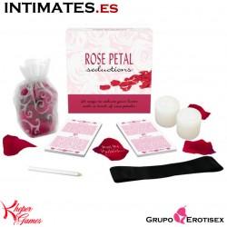 Rose Petal Seductions  · 24 modos de seducir a tu amante · Kheper Games