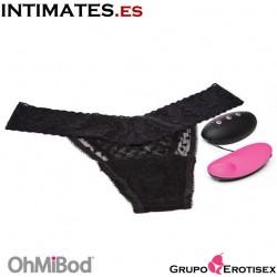 Club Vibe 2.OH · Vibrador musical con control remoto · OhMiBod
