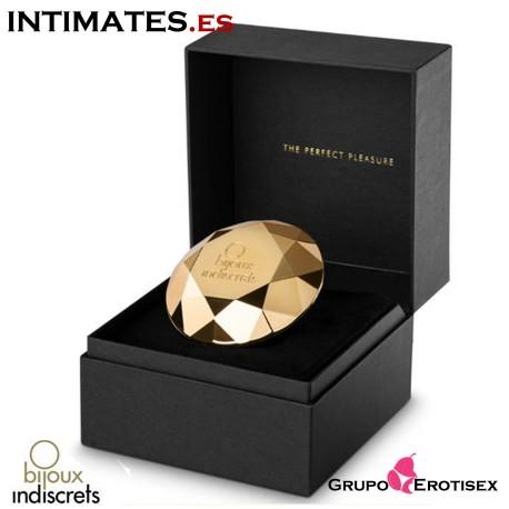 """Twenty One · Diamante vibrador de Bijoux, que puedes adquirir en intimates.es """"Tu Personal Shopper Erótico Online""""."""