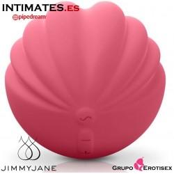 Coral Love Pods · Vibrador recargable · Jimmyjane