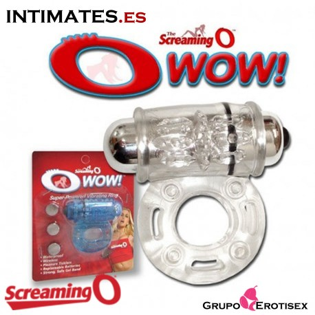 O Wow! lila · Screaming O intimates.es