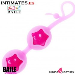 Cute Love Balls Purple · Baile