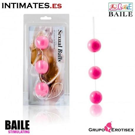 Sexual Balls · Tira de bolas anales · Baile en intimates.es