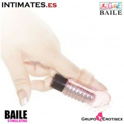Vibrating Finger Stimulator · Mini vibrador dedo · Baile